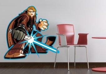 Anakin Skywalker Comic Style