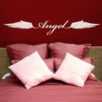 Angel- Wandtattoo