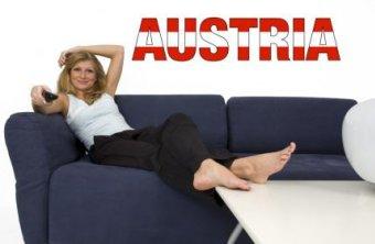 Austria Schriftzug