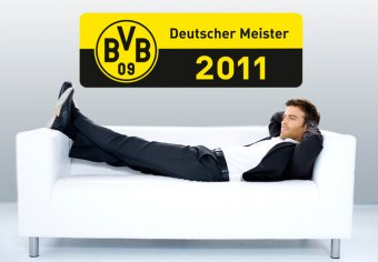 BVB Deutscher Meister 2011