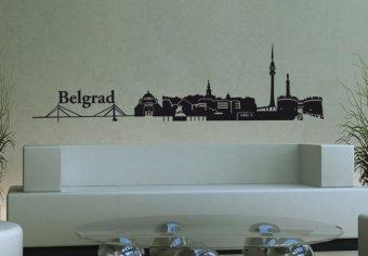 Belgrad Skyline