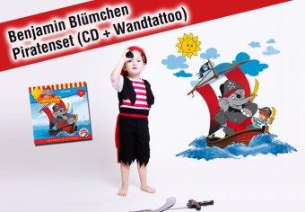Benjamin Blümchen - Piraten Set