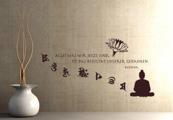 Buddha - Alles was wir jetzt sind...