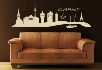 Cuxhaven Skyline
