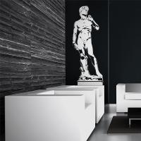 David Statue - Wandtattoo