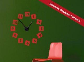 Digits Uhr