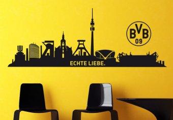 Dortmund Skyline - Echte Liebe