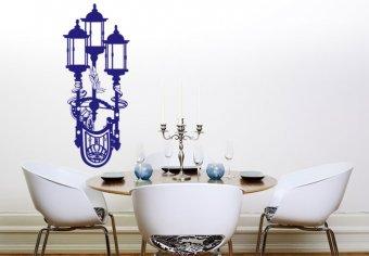 Elegante Lampe