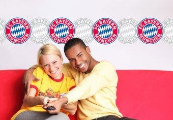 FC Bayern Bordüre