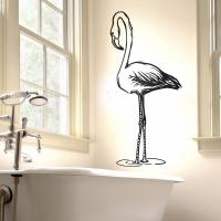 Flamingo - Wandtattoo