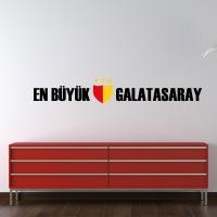 Galatasaray - Wandtattoos