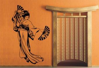 Geisha Fächertanz