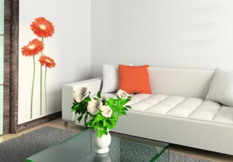 Gerbera Bundle Orange
