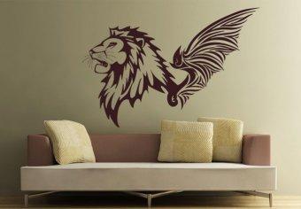 Leo mit Flügeln