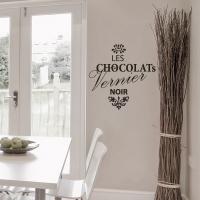 Les Chocolats - Wandtattoos