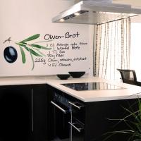 Olivenbrot - Wandtattoo