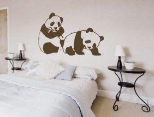 Panda-Bären