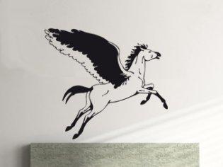 Pegasus-Pferd