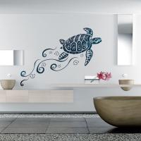 Schildkröte - Wandsticker