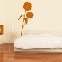 Sonnenblume Elodie - Wandsticker