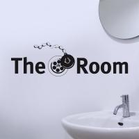 The Bathroom - Wandtattoo