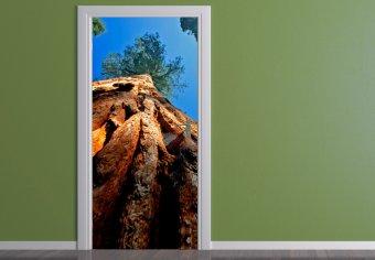 Türdesign Mammutbaum