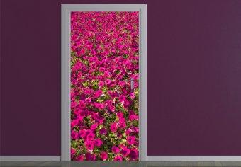Türdesign Purple Meadow