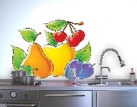 WandTattoo No.16 Früchte
