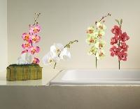 WandTattoo No.183 Orchidee Set II