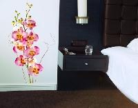 WandTattoo No.184 Orchidee Strauß