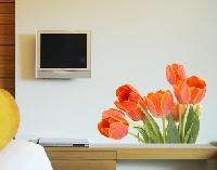 WandTattoo No.191 Tulpen