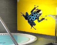 WandTattoo No.278 Poison Dart Frog