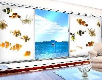 WandTattoo No.390 Tropical Fishes Set