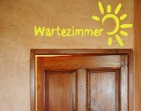 WandTattoo No.462 Wartezimmer