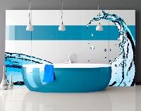 WandTattoo No.465 Wave's Splash