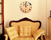 WandTattoo No.496 Römische Uhr