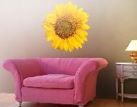 WandTattoo No.498 Sonnenblumenblüte
