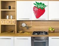 WandTattoo No.EG26 Erdbeere