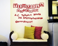 WandTattoo No.JO15 Tequila Sunrise