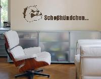 WandTattoo No.NH85 Schosshuendchen