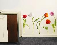 WandTattoo No.SB32 Tulpen Set V