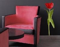 WandTattoo No.SB35 Rote Tulpe