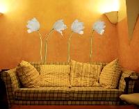 WandTattoo No.SB37 Tulpen Set VI