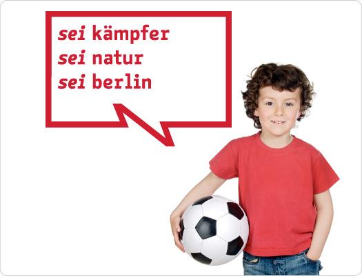 be Berlin Wandtattoo (Wirtschaft 3)